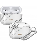 LAUT HUEX ELEMENTS for AirPods Pro - Marble White