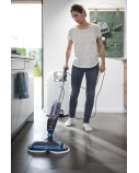 Bissell Mop SpinWave Corded operating, Washing function, Power 105 W, Blue/Titanium