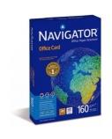 Biuro popierius Navigator Office Card, A4, 160g (250) 0701-059
