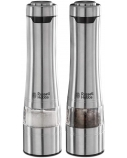 Russell Hobbs Salt And Pepper Mill 23460-56 Classics Housing material Stainless steel, AA, Stainless steel