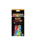 Bic Spalvoti pieštukai Color Up 12 spalvų rinkinys 950527