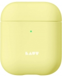 LAUT PASTELS for AirPods 1/2 Sherbet, Polycarbonate, Charging Case, Apple AirPods 1/2