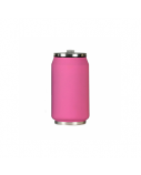 Yoko Design Isotherm Tin Can 280 ml, Soft touch rose