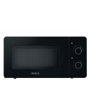 Winia Microwave oven KOR-5A17BW Free standing, 500 W, Black