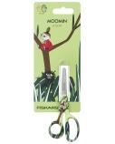 Fiskars Moomin Little My Left-handed Stainless Steel Children Scissors, 13cm Fiskars