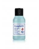 AseptoVir Premium Sanitising Gel for hands 75ml, 70% alcohol