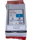 Canon Ink PFI-102 Cyan (0896B001)