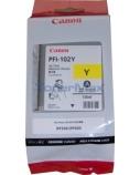 Canon Ink PFI-102 Yellow (0898B001)