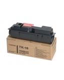 Kyocera TK-18 (1T02FM0EU0), juoda kasetė lazeriniams spausdintuvams, 7200 psl.