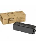 Kyocera TK-65 (370QD0KX), juoda kasetė lazeriniams spausdintuvams, 20000 psl.