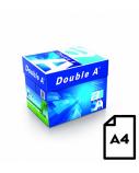 A4 formato Popierius Double A (A kategorija), 80g, 500 lapų