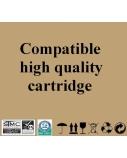 Neoriginali Print4U Kyocera TK-410/ 420/ 435, juoda kasetė lazeriniams spausdintuvams, 15000 psl.