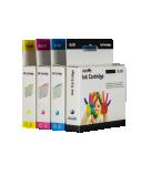 Neoriginali Print4U Epson T0714/ T0894 (C13T071440), geltona kasetė rašaliniams spausdintuvams, 250 psl.