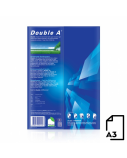A3 formato Popierius Double A (A kategorija), A3, 80g, 500 lapų