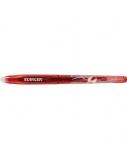 STANGER Gelinis rašiklis su rašalo trintuku Eraser 0.7 mm, raudonas, pakuotėje 12 vnt 18000300072