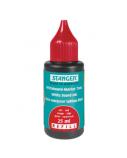 STANGER Tušas antspaudams juodas, 25 ml, pakuotėje 6 vnt 1800902