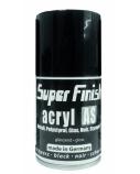 STANGER Akriliniai purškiamieji dažai Acryl AS 100 ml, juodi, blizgūs 116000