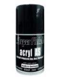 STANGER Akriliniai purškiamieji dažai Acryl AS 100 ml, juodi, matiniai 116007