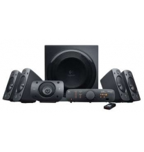Logitech Z906 5.1 SURROUND SOUND SPEAKER SYSTEM (980-000468)