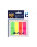 Double A Plastikiniai spalvoti žymekliai 4C Full Color