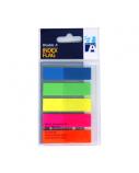 Double A Plastikiniai spalvoti žymekliai 5C Full Color