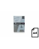 Spalvotas popierius Double A, 80g, A4, 500 lapų, Ocean