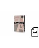 Spalvotas popierius Double A, 80g, A4, 500 lapų, Flamingo