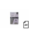 Spalvotas popierius Double A, 80g, A4, 500 lapų, Levender