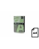 Spalvotas popierius Double A, 80g, A4, 500 lapų, Emerald