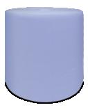 WEPA Pramoninis ruloninis rankų valymo popierius RPMM3350 - 36.5, 1vnt, 350m, 3 sluoksnių