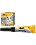 BIC Stiprios fiksacijos klijai FIX STRONG 3 g 12 vnt 9048261