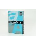 Spalvotas popierius Double A, 80g, A4, 500 lapų, Deep Blue