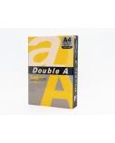 Spalvotas popierius Double A, 80g, A4, 500 lapų, GOLD