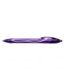 BIC Gelinis rašiklis GEL-OCITY QUICK DRY, violetinis, pakuotėje 12vnt  964772