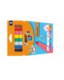 Bic Flomasteriai VISA Color XL, 8 vnt.