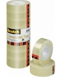 Lipni juostelė Scotch® 550, 19mmx33m  1114-108