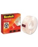 Lipni juostelė Scotch® 600 Crystal, 19mmx33m, negelstanti  1114-110
