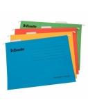 Kartotekinis vokas Esselte Eco, A4, mėlynas  0829-101