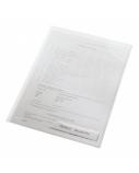 Aplankas L Leitz Combifile, A4, skaidrus, plastikinis  0812-207