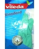 Pirštinės Vileda Standart, buitinės, guminės, M (pora)  2006-102