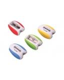 Drožtukas Centrum 83500, plastike, įvairių spalvų  1226-011