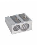 Drožtukas aliumininis metalinis, 2 skylės