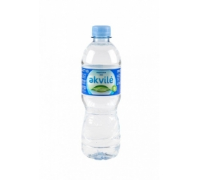 Mineralinis vanduo Akvilė, negazuotas, 0.5l (12vnt.)  2207-006