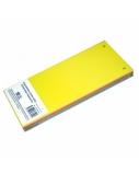 Skirtukai dokumentams SMLT, 11x23,5cm, kartoniniai, įvairių spalvų (100)  0808-008