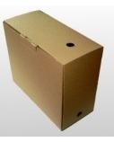 Archyvinė dėžė SMLT, 350x160x300mm, ruda  0830-312