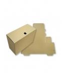 Archyvinė dėžė SMLT, 330x155x270mm, ruda  0830-301