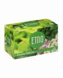 ETNO Žalioji arbata su žolelėmis 40g (2g x 20 vnt.)