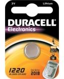 Elementas Duracell Electronics CR1220, ličio (1)  1714-130