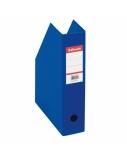 Stovas dokumentams Esselte, 7cm, mėlynas, PVC, sulankstomas  1003-102