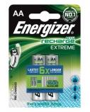 Elementas įkraunamas Energizer HR6 AA, 2300mAh, Ni-MH, 2 vnt.  1715-203